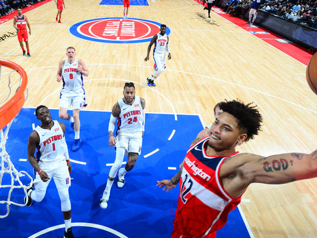 Wizards head to Detroit for fourth preseason game