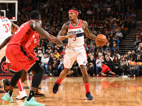 Wizards fall to Raptors in Toronto, 129-120