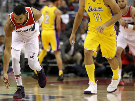 Photos: Wizards vs. Lakers - 11/9/17