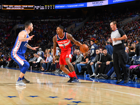 Wizards in Philadelphia to battle new-look 76ers