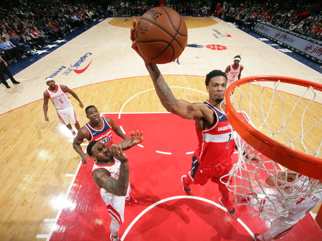 Wizards assign McCullough to Erie, Robinson to Westchester