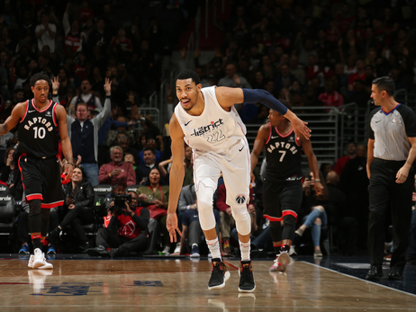 Photos: Otto Porter Jr.'s 2017-18 Season in Review