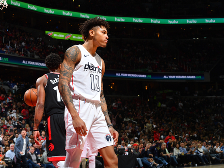 Photos: Kelly Oubre Jr. 2017-18 Season in Review