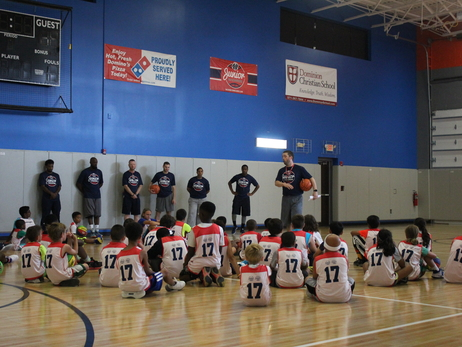 Photos: Jr. Wizards Summer Camps Day 1 - 7/10/17