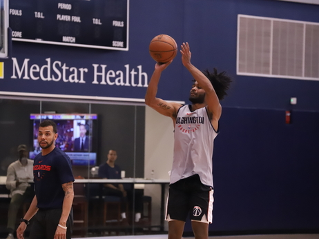 Photos: Coby White Draft Workout - 6/17/18