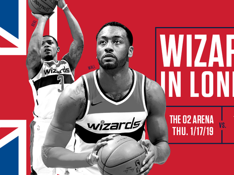 Wizards to play regular season game in London