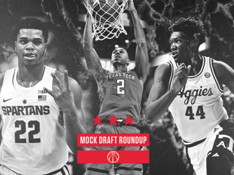 NBA Mock Draft Roundup 4.0