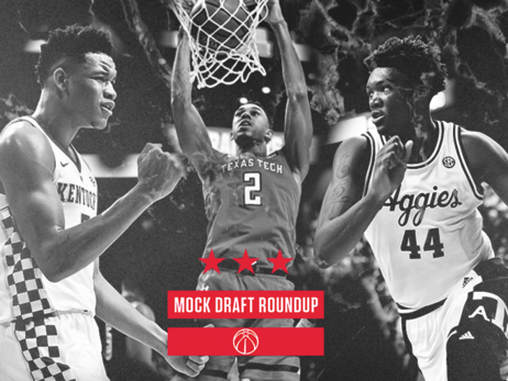 NBA Draft Mock Draft Roundup 1.0