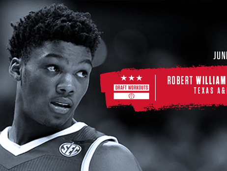 Wizards Draft Workouts - Robert Williams (6/18/18)