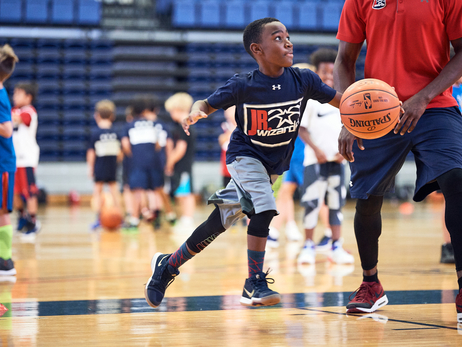 Washington Wizards and Zero Gravity Announce First Ever Jr. Wizards Hoop Fest