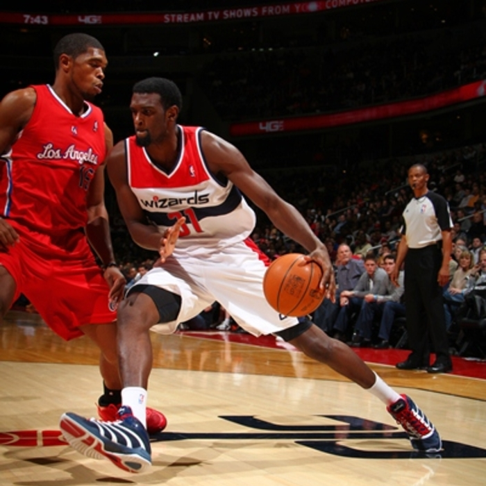 Shots of the Game: Wizards vs. Clippers
