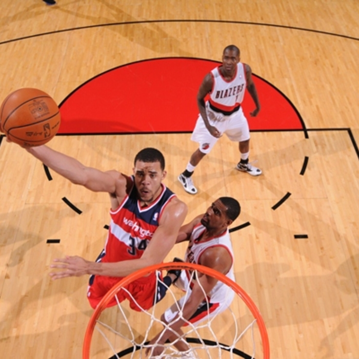 Shots of the Game: Wizards vs. Trail Blazers