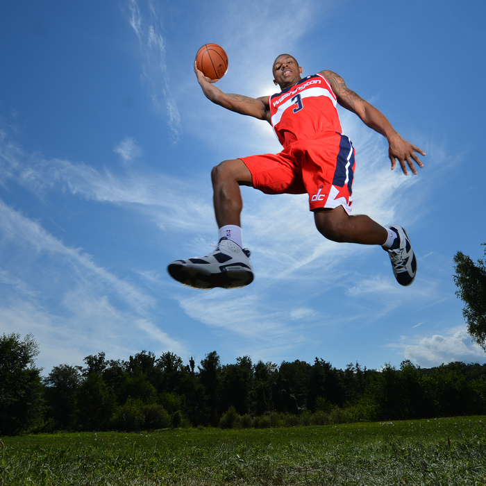 Bradley Beal Rookie Photo Shoot