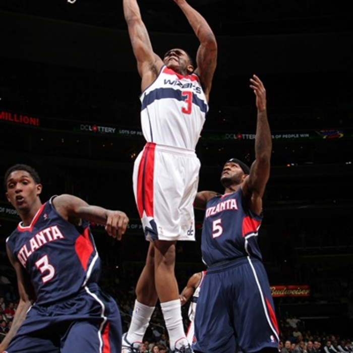 Shots of the Game: Wiz vs. Hawks