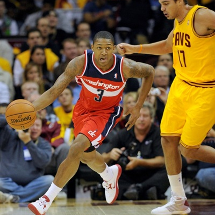 Shots of the Game: Wizards vs. Cavs