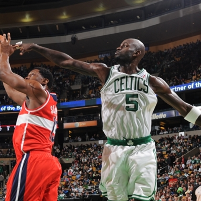 Shots of the Game: Wizards vs. Celtics