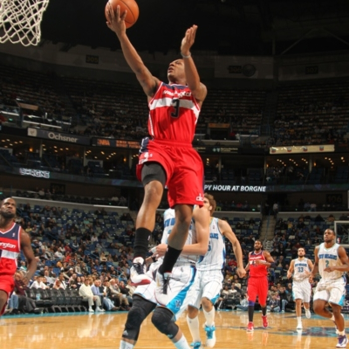Shots of the Game: Wiz vs. Hornets