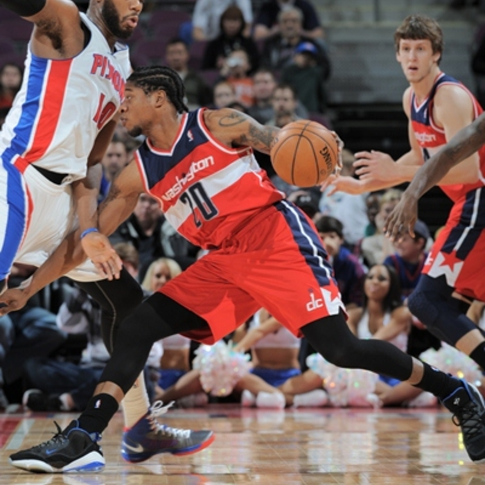Shots of the Game: Wiz vs. Pistons