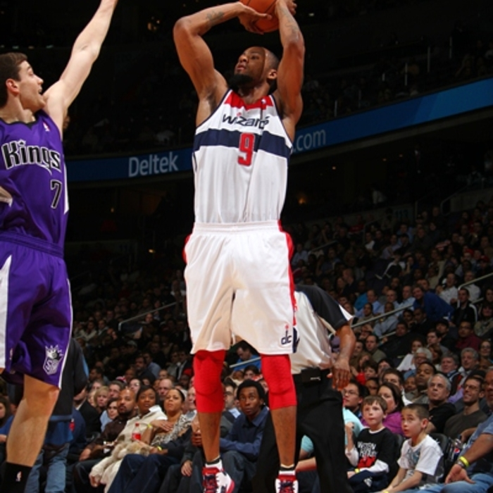 Shots of the Game: Wizards vs. Kings