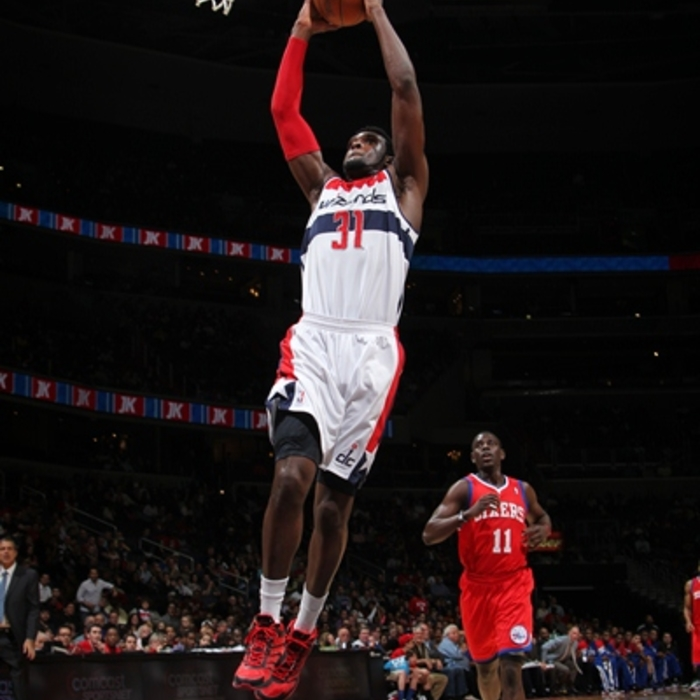 Shots of the Game: Wizards vs. 76ers