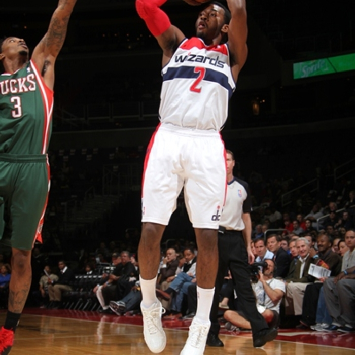 Shots of the Game: Wizards vs. Bucks