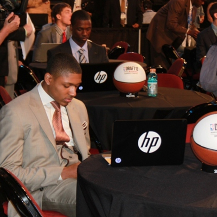 Behind-the-Scenes - Beal's Night at Draft