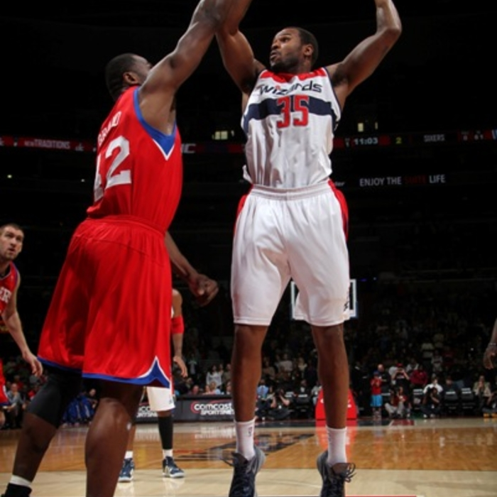 2012 Trevor Booker Photos