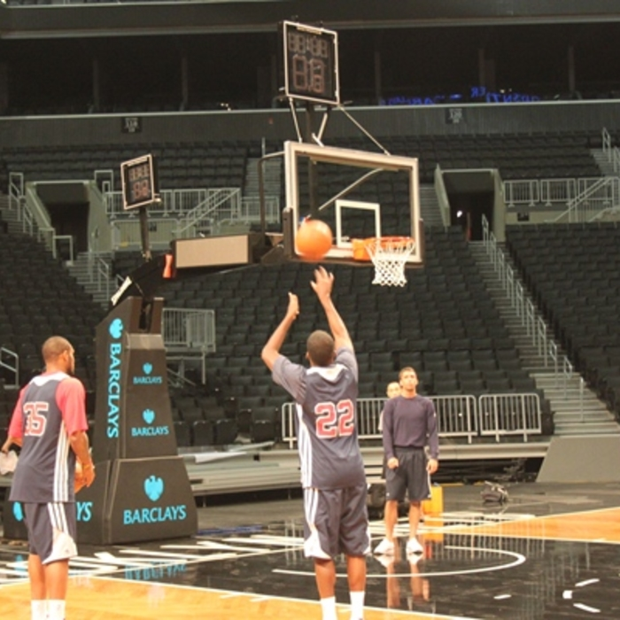 Morning Shootaround - Barclays Center