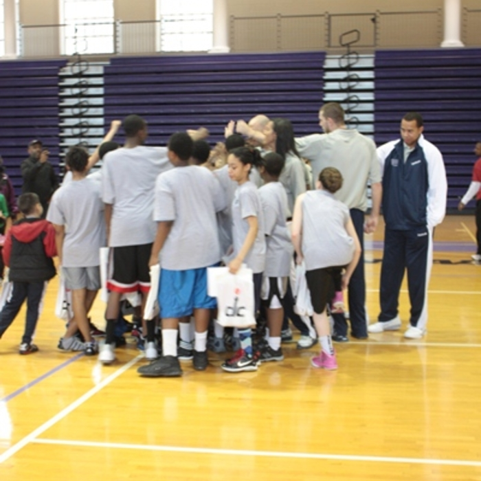 Skills & Drills Clinic at Trinity University