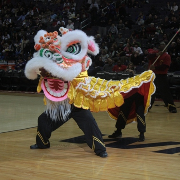 Chinese New Year Game vs. Celtics