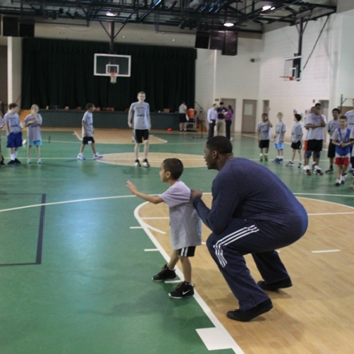 Seraphin at Spring Break Camp