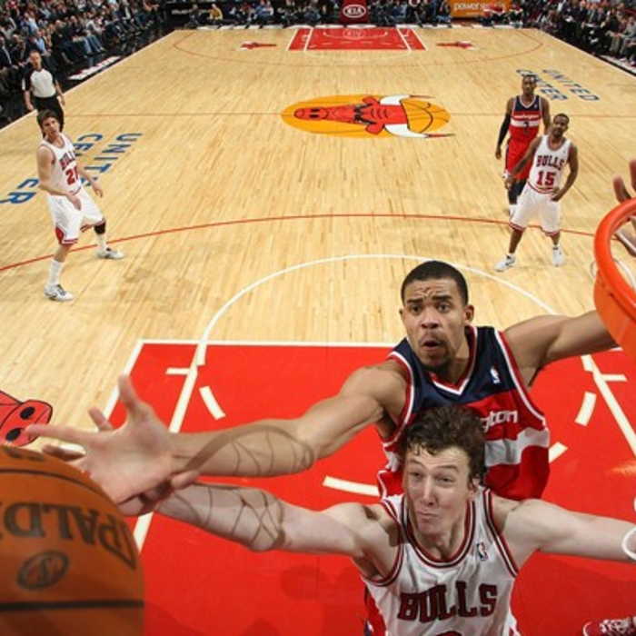 Shots of the Game: Wizards vs. Bulls