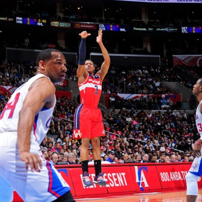 Shots of the Game: Wiz vs. Clippers