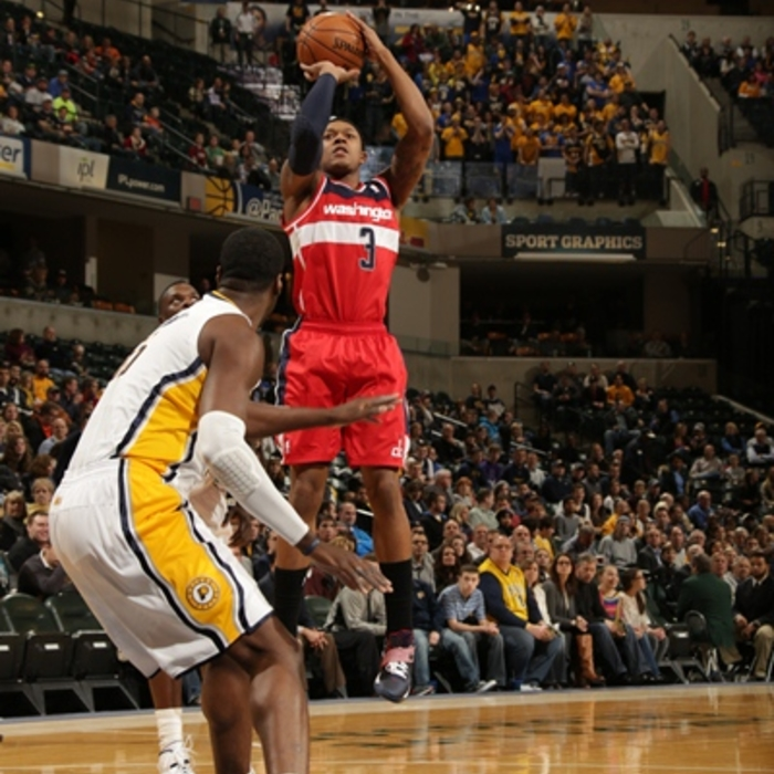 Shots of the Game: Wiz vs. Pacers