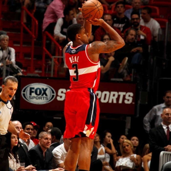 Shots of the Game: Wizards vs. Heat