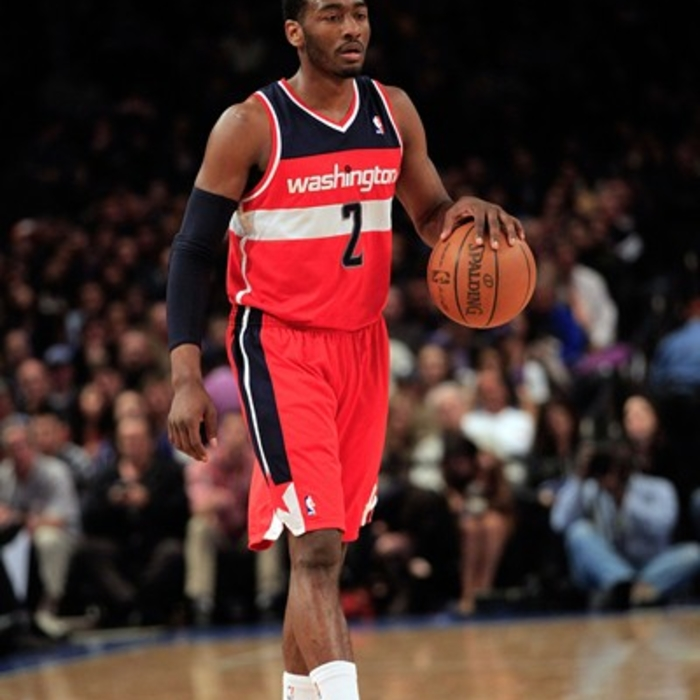 Shots of the Game: Wizards vs. Knicks