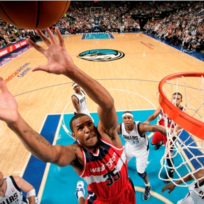 Shots of the Game: Wizards vs. Mavericks
