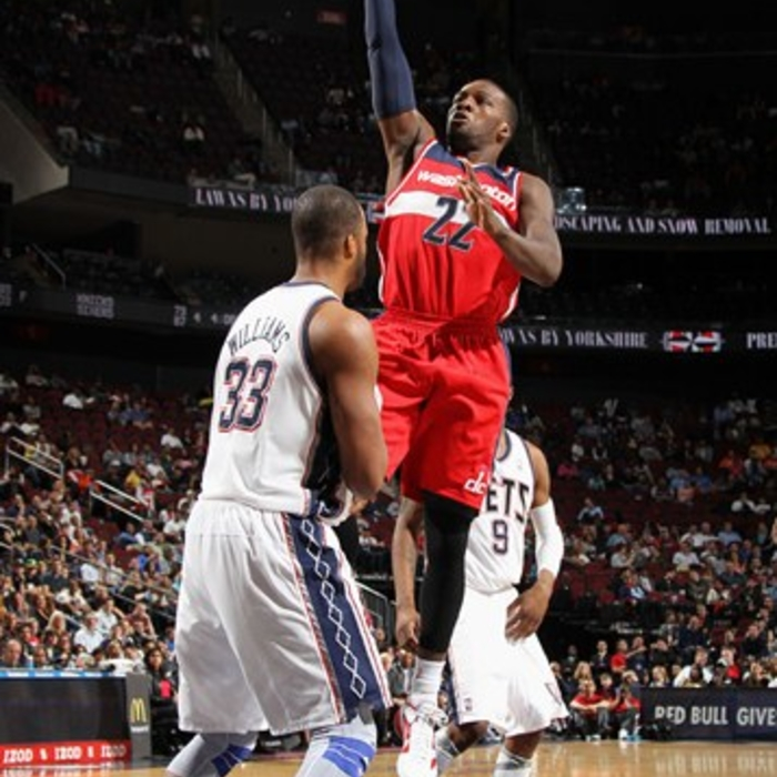 Shots of the Game: Wizards vs. Nets