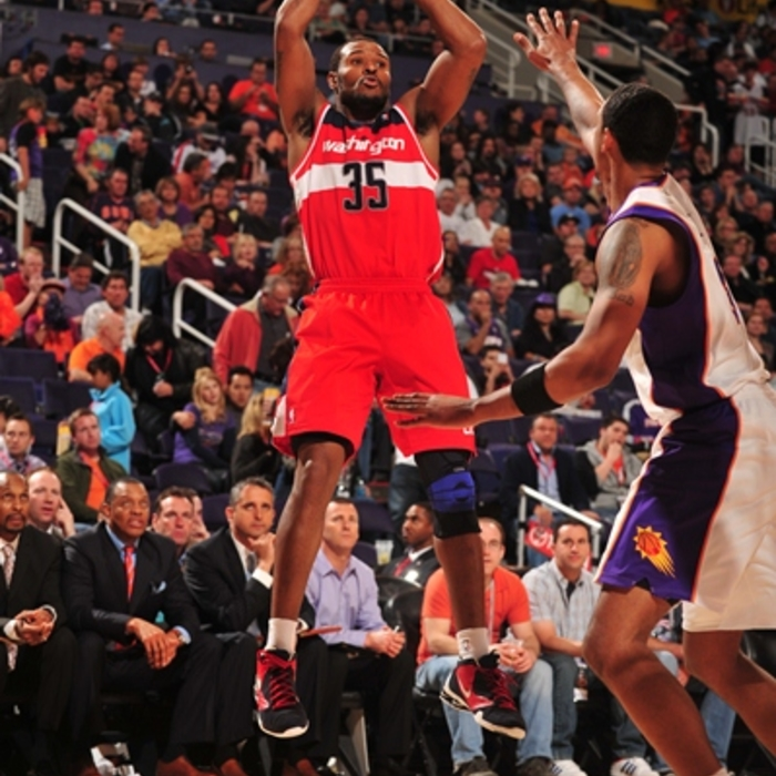 Shots of the Game: Wizards vs. Suns