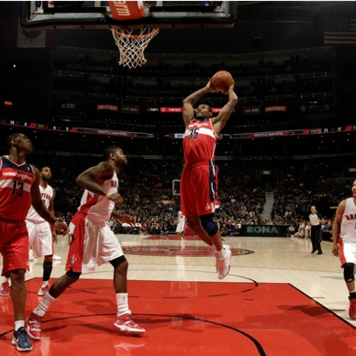 Shots of the Game: Wizards vs. Raptors