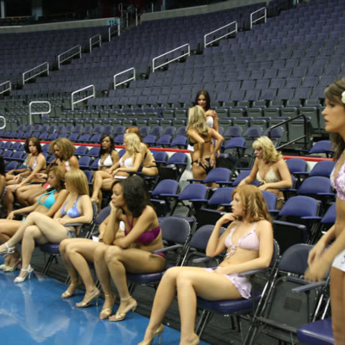 2008-09 Wizard Girls Auditions - The Finals