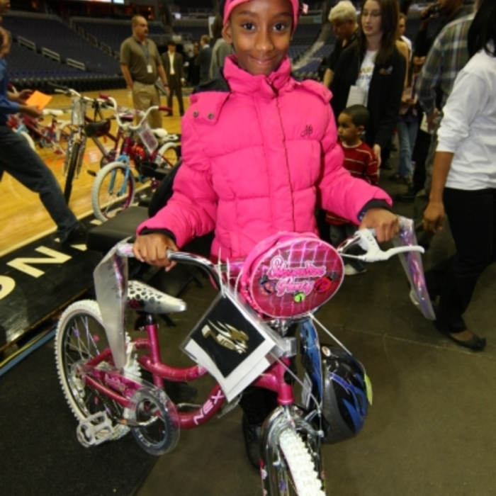 Holiday Cheer Day 7: Butler's Big Bike Giveaway