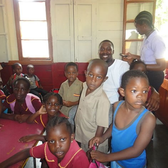Blatche Foundation Charity Mission to Jamaica