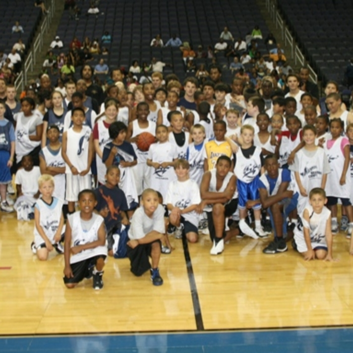 Wizards Basketball Camp Day 5