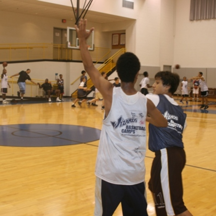 Wizards Basketball Camp Day 4