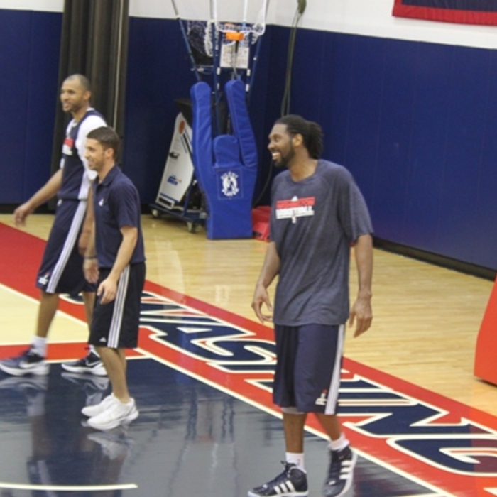 Nene's First Wizards Practice