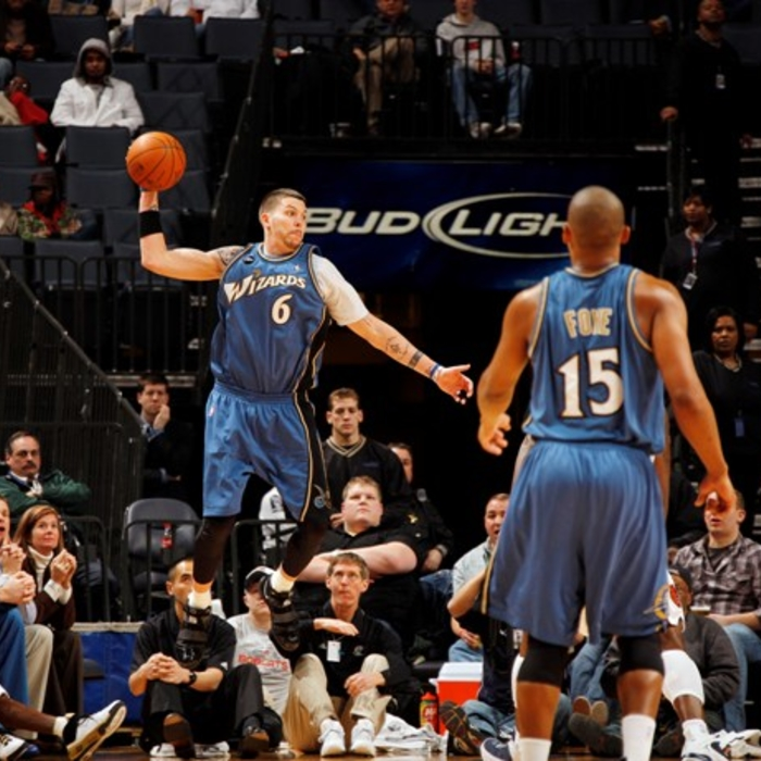Shots of the Game: Wizards vs. Bobcats