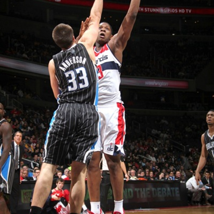 Kevin Seraphin Photos