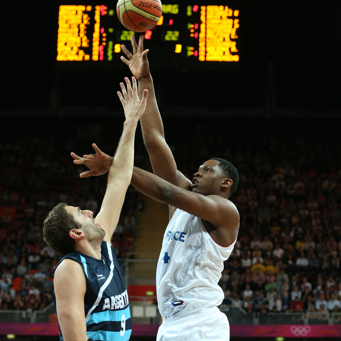 Seraphin Olympic Photos