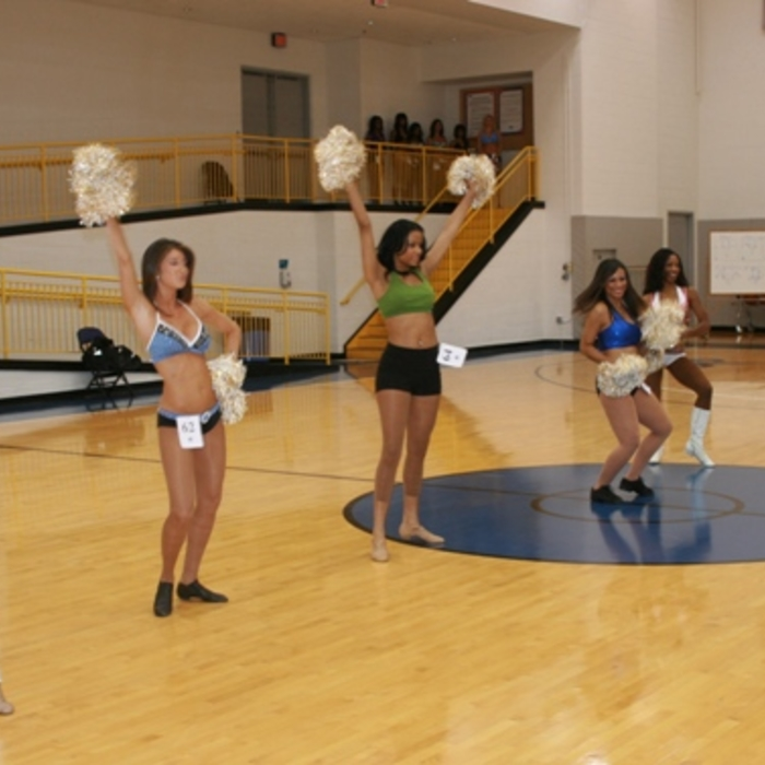Wizard Girl Tryouts: Day 1
